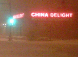 China Delight, Somerville Ave