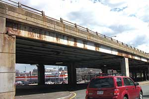 One of the least popular structures in the city may soon meet its fate, once Mass DOT planners determine the best course of action.
