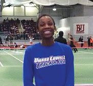 SHS alumnus Antoinette Toussaint added yet another All-American title to her record of achievements.