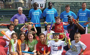 There's plenty for kids to do this summer to have fun and stay fit, thanks to the efforts of city programs provided by Somerville Recreation.