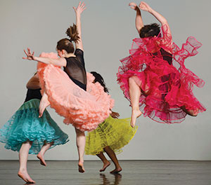 SPUNKandCOmpany Dance will be among the many dance troupes scheduled to perform at this year's ArtBeat event. ~Photo by Rob Loud