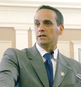 Mayor Curtatone joined Alderman at Large Bruce Desmond in reporting on the state of the city's job market and steps that would be taken to enhance employment opportunities across the board.