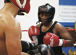 The athletic prowess of the members of the Somerville Boxing Club are set to have their abilities tested at the big fight night on August 23 at Dilboy Stadium. ~Photo by Harry Kane