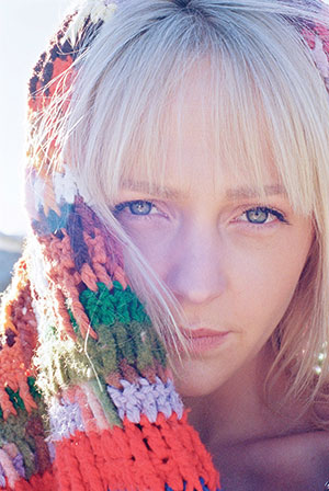 The enchanting music of Laura Marling will be presented at the Somerville Theatre on September 3.