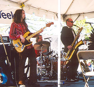 Strike Up the Bands @ SomerStreets will be rocking Somerville this coming Sunday.